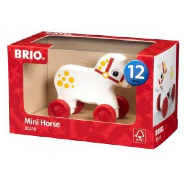 Brio Babyleksak Minihäst från Brio