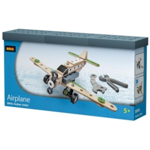 Brio Fordon Builder - Flygplan från Brio