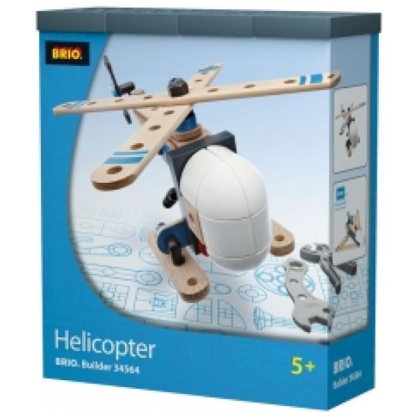 Brio Fordon Builder - Helikopter från Brio