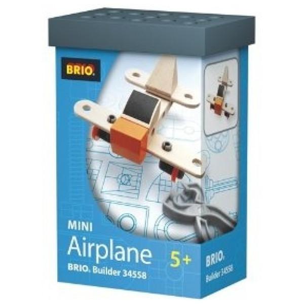 Brio Fordon Builder - Mini Flygplan från Brio