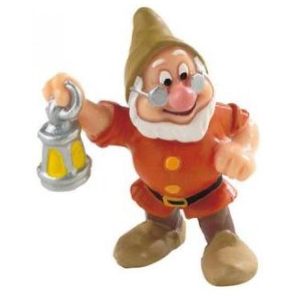 Bullyland Miniatyrfigur Wd Dwarf Doc från Bullyland