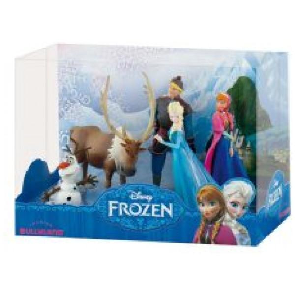 Bullyland Miniatyrfigur Wd Frozen Deluxe Set från Bullyland