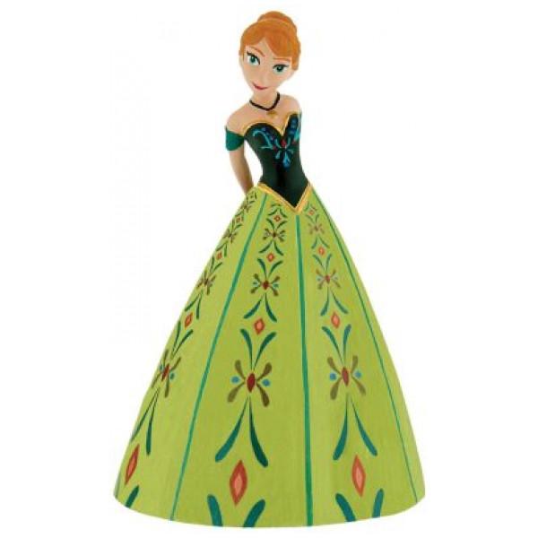 Bullyland Miniatyrfigur Wd Princess Anna från Bullyland