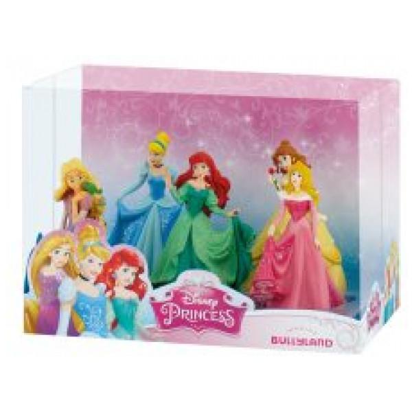 Bullyland Miniatyrfigur Wd Princess Deluxe Set från Bullyland