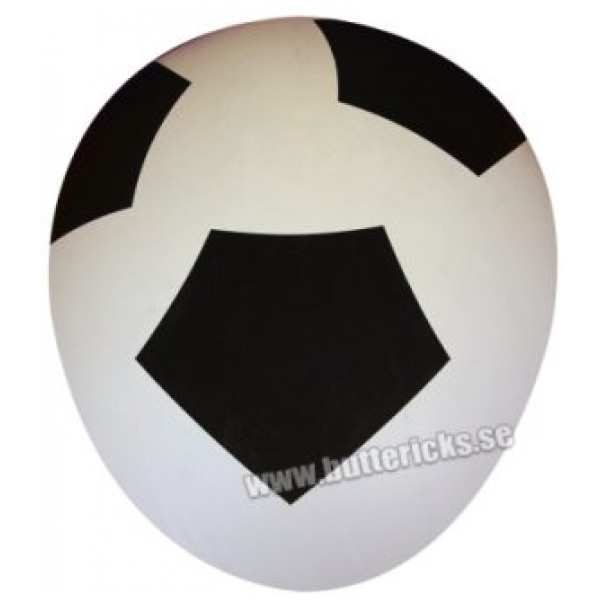 Buttericks Ballong Fotboll 6St från Buttericks