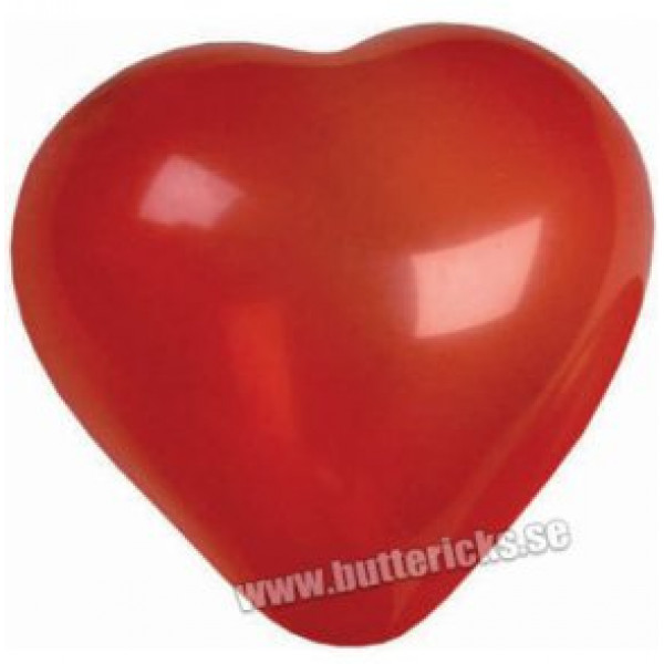 Buttericks Ballong Hjärta Röd 6St från Buttericks