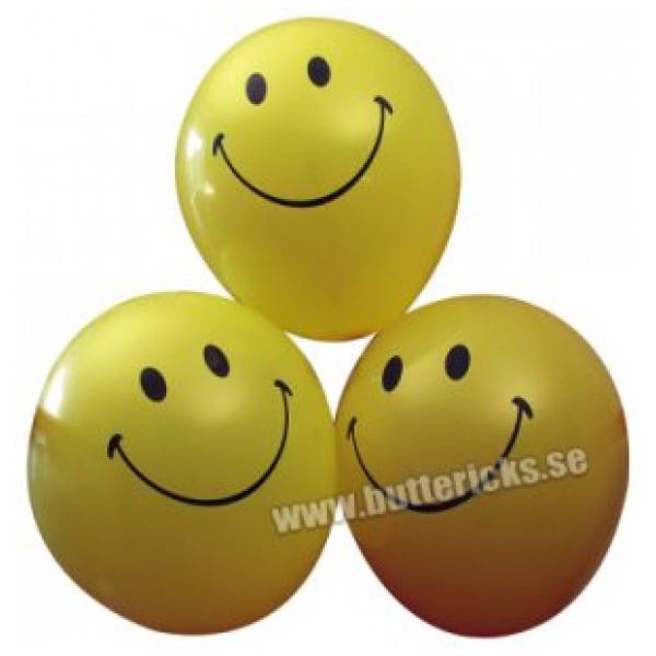 Buttericks Ballong Smile 6St från Buttericks