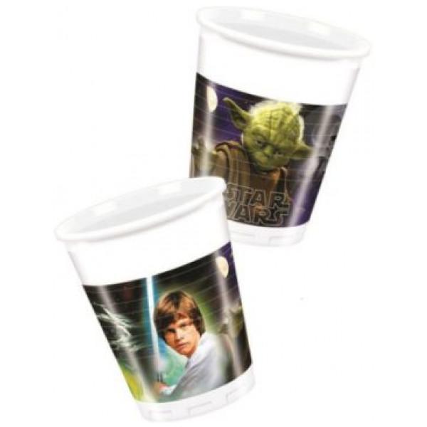 Buttericks Kalas Star Wars Muggar 8St från Buttericks