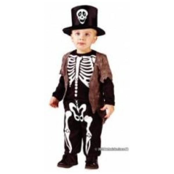 Buttericks Maskerad Happy Skeleton från Buttericks