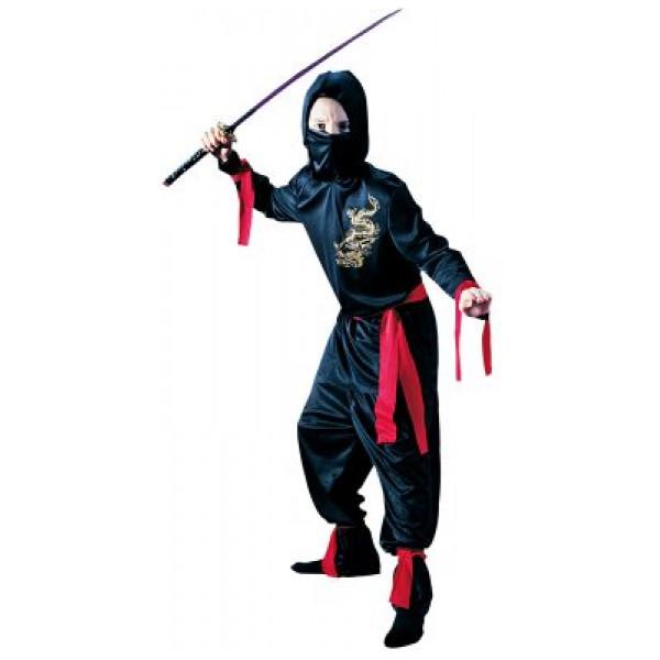 Buttericks Maskerad Ninja Barn L från Buttericks