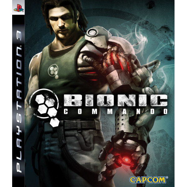 Capcom Tv-Spel Bionic Commando från Capcom