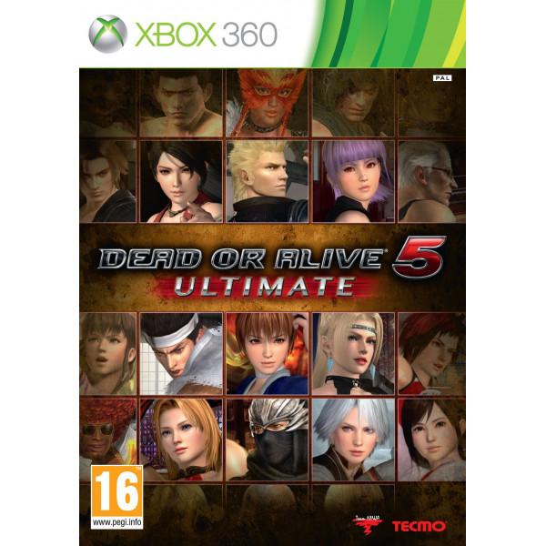 Capcom Tv-Spel Dead Or Alive 5 Ultimate från Capcom