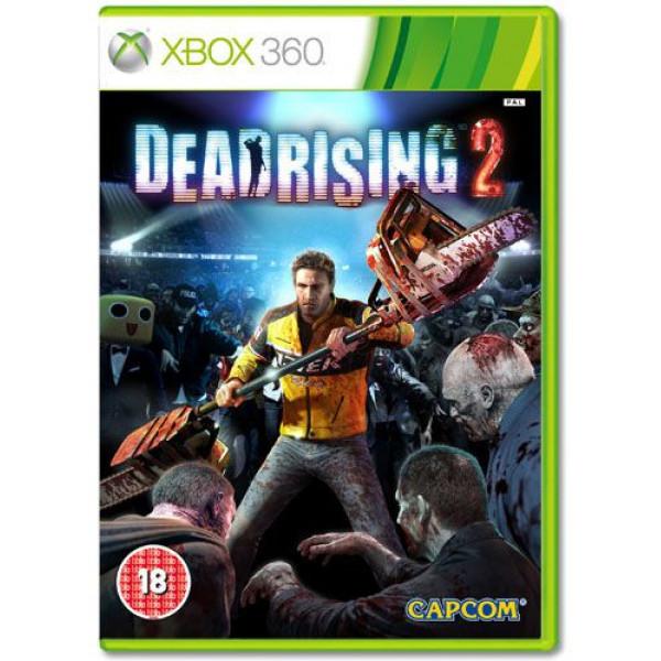 Capcom Tv-Spel Dead Rising 2 Classic från Capcom