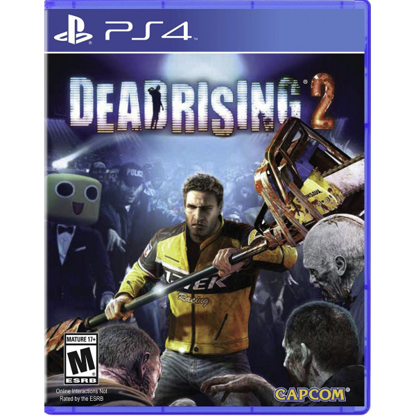 Capcom Tv-Spel Dead Rising 2 Hd Import från Capcom