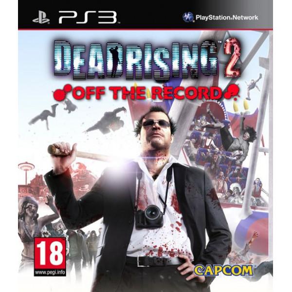 Capcom Tv-Spel Dead Rising 2 Off The Record från Capcom