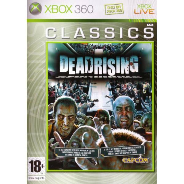 Capcom Tv-Spel Dead Rising Classic från Capcom