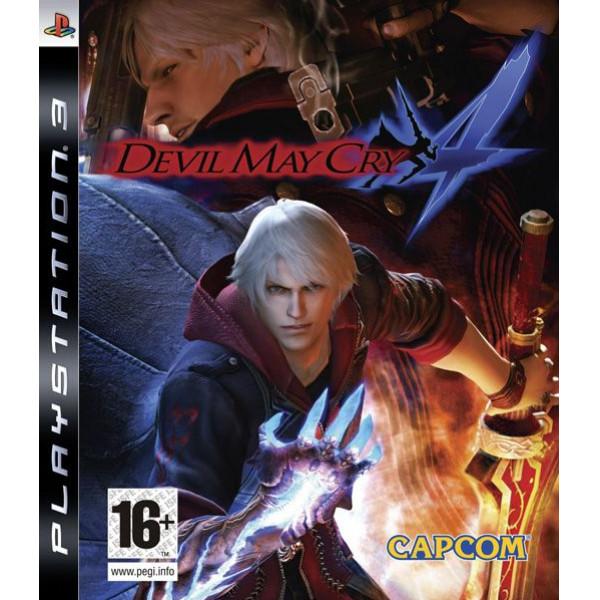 Capcom Tv-Spel Devil May Cry 4 från Capcom