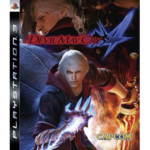 Capcom Tv-Spel Devil May Cry 4 Essentials från Capcom