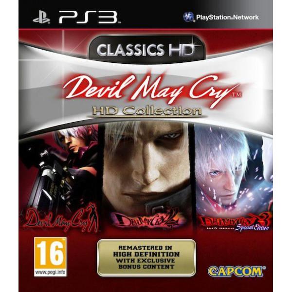 Capcom Tv-Spel Devil May Cry Hd Collection från Capcom