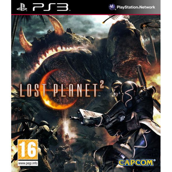 Capcom Tv-Spel Lost Planet 2 från Capcom