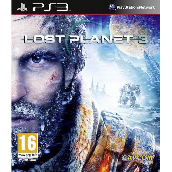 Capcom Tv-Spel Lost Planet 3 från Capcom