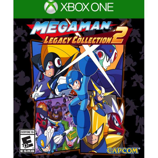 Capcom Tv-Spel Mega Man Legacy Collection 2 från Capcom