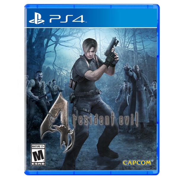 Capcom Tv-Spel Resident Evil 4 Hd från Capcom