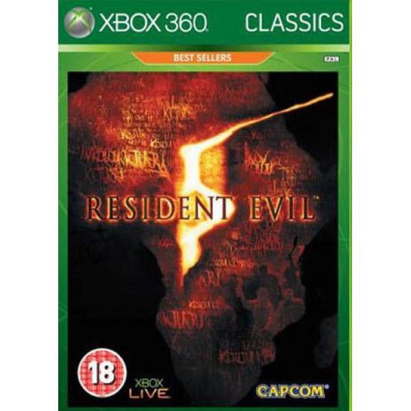 Capcom Tv-Spel Resident Evil 5 Gold Edition Classics från Capcom