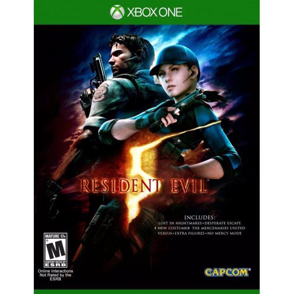 Capcom Tv-Spel Resident Evil 5 Hd från Capcom
