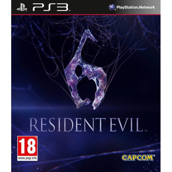 Capcom Tv-Spel Resident Evil 6 från Capcom