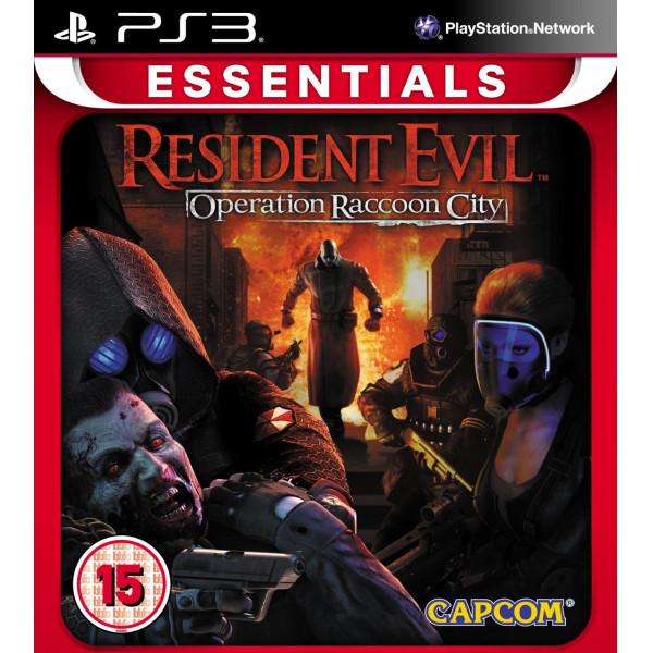 Capcom Tv-Spel Resident Evil Operation Raccoon City Essentials från Capcom