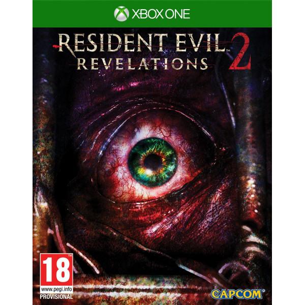 Capcom Tv-Spel Resident Evil Revelations 2 från Capcom