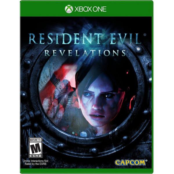 Capcom Tv-Spel Resident Evil Revelations Hd från Capcom