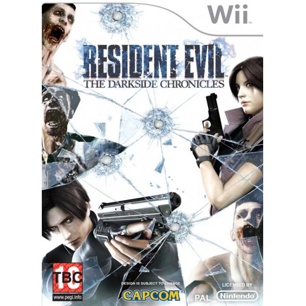 Capcom Tv-Spel Resident Evil The Darkside Chronicles från Capcom
