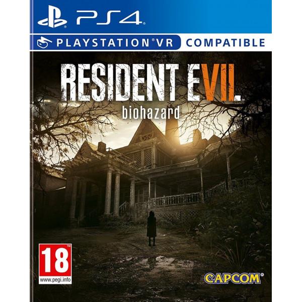 Capcom Tv-Spel Resident Evil Vii 7 från Capcom