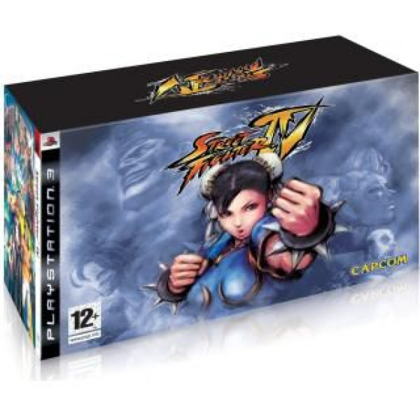 Capcom Tv-Spel Street Fighter Iv 4 Collector's Edition från Capcom