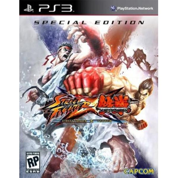 Capcom Tv-Spel Street Fighter X Tekken Special Edition från Capcom
