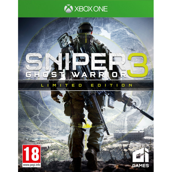 City Tv-Spel Sniper Ghost Warrior 3 - Limited Edition från City