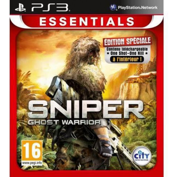 City Tv-Spel Sniper Ghost Warrior Essentials från City