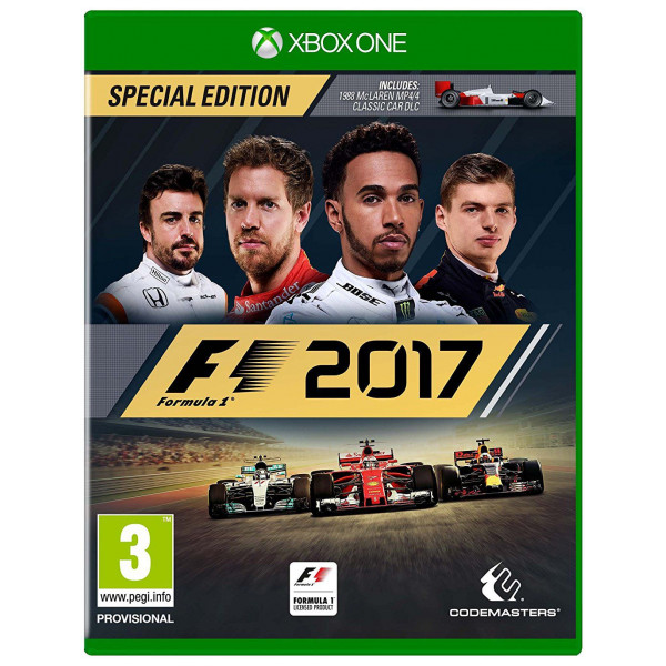 Codemasters Tv-Spel F1 2017 Special Edition från Codemasters