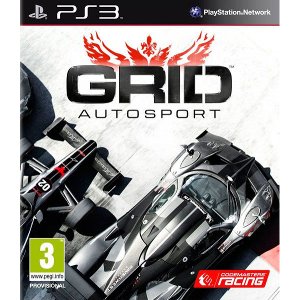 Codemasters Tv-Spel Grid Autosport från Codemasters