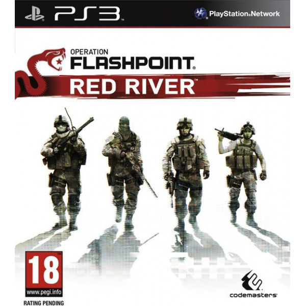 Codemasters Tv-Spel Operation Flashpoint Red River från Codemasters