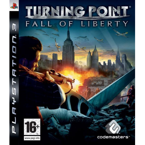 Codemasters Tv-Spel Turning Point Fall Of Liberty från Codemasters