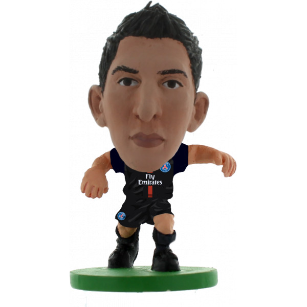 Creative Toys Miniatyrfigur Soccerstarz - Paris St Germain Angel Di Maria - Home Kit 2018 Version från Creative toys