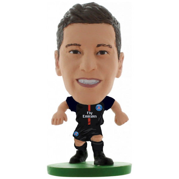 Creative Toys Miniatyrfigur Soccerstarz - Paris St Germain Julian Draxler - Home Kit 2018 Version från Creative toys