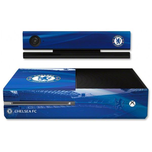 Creative Tv-Spel Official Chelsea Fc - Xbox One Console Skin från Creative