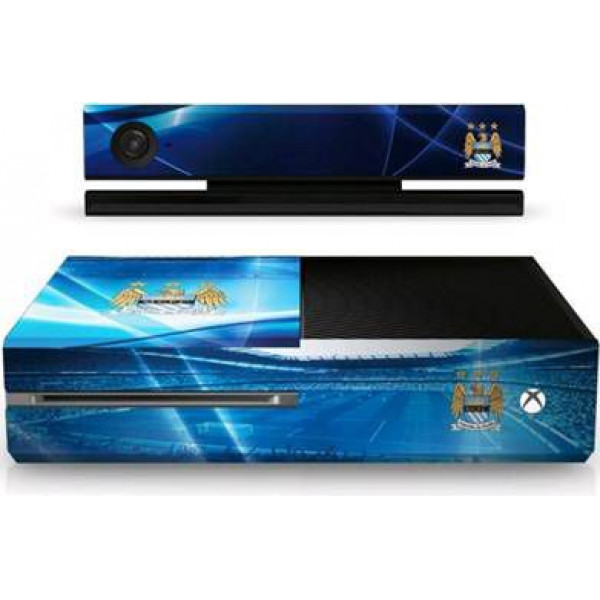 Creative Tv-Spel Official Manchester City Fc - Xbox One Console Skin från Creative