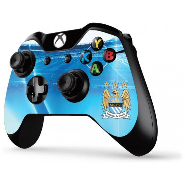 Creative Tv-Spel Official Manchester City Fc - Xbox One Controller Skin från Creative
