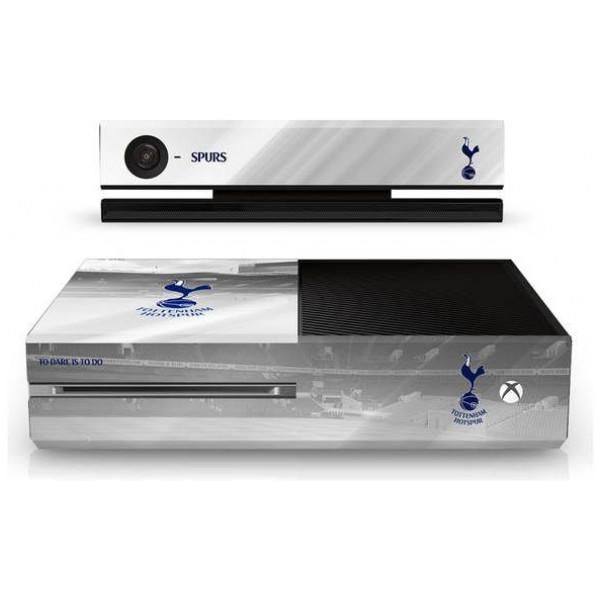 Creative Tv-Spel Official Tottenham Hotspur Fc - Xbox One Console Skin från Creative