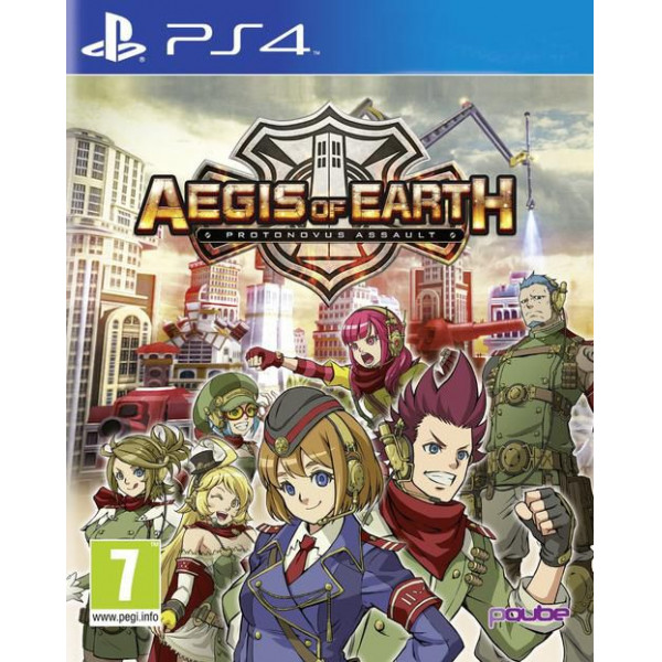 D3 Publishing Tv-Spel Aegis Of Earth Protonovus Assault från D3 publishing